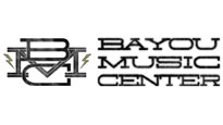 Logo for Bayou Music Center
