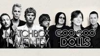 Matchbox Twenty And Goo Goo Dolls presale code for concert tickets in Dallas, TX (Gexa Energy Pavilion)