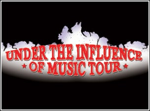 Under the Influence of Music Tour Tickets