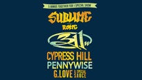 Sublime w/ Rome & 311 with Cypress Hill, Pennywise, G. Love pre-sale password for show tickets in Chula Vista, CA (Sleep Train Amphitheatre)