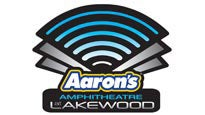 Logo for Aaron's Amphitheatre at Lakewood