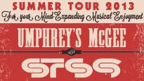 Umphrey's McGee & STS9 pre-sale passcode for performance tickets in Chicago, IL (Charter One Pavilion at Northerly Island)