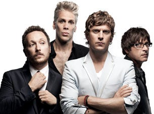 Matchbox Twenty Tickets