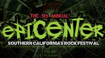 Epicenter presale passcode for early tickets in Irvine