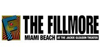 Logo for The Fillmore Miami Beach at Jackie Gleason Theater
