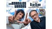 Enanitos Verdes presale password for early tickets in Anaheim