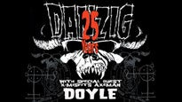 The 25th Anniversary of Danzig plus Danzig with Doyle presale password for hot show tickets in Charlotte, NC (The Fillmore Charlotte)
