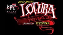 discount password for KBPI's Locura Festival Presents: Rockstar Energy Drink UPROAR tickets in Englewood - CO (Fiddler's Green Amphitheatre,)