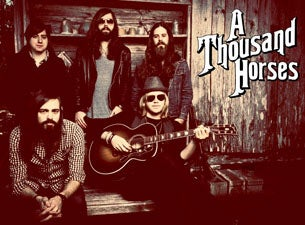 A Thousand Horses Tickets