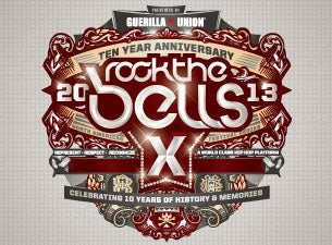 Rock the Bells Tickets