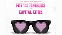 Fitz & The Tantrums and Capital Cities presale passcode for performance tickets in Detroit, MI (The Fillmore Detroit)
