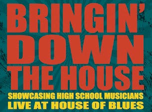 Bringin' Down the House Musical Competition Tickets
