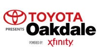 Logo for Toyota Oakdale Theatre