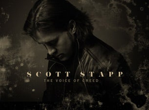 Scott Stapp Tickets