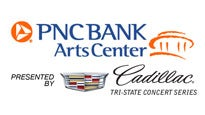 Logo for PNC Bank Arts Center
