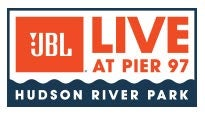 Logo for JBL Live at Pier 97