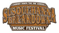 Susquehanna Breakdown Music Festival pre-sale passcode for show tickets in Scranton, PA (The Pavilion)