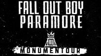 Monumentour: Fall Out Boy And Paramore presale code for concert tickets in in city near, you (in city near you)