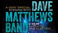 Dave Matthews Band at Farm Bureau Live July 25 @ Farm Bureau Live at Virginia Beach