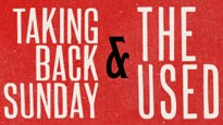 More Info AboutTaking Back Sunday and The Used