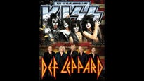 presale password for KISS and Def Leppard tickets in Phoenix - AZ (Ak-Chin Pavilion)