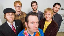 REEL BIG FISH and THE AQUABATS presale password for concert tickets
