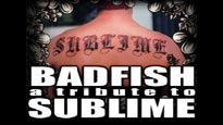 Badfish - a Tribute To Sublime fanclub pre-sale password for concert tickets in San Diego, CA