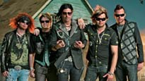 FREE Hinder pre-sale code for concert tickets.