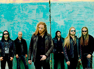 Dark Tranquillity Tickets