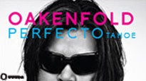 Paul Oakenfold with Guests Chuckie presale code for concert tickets in Vancouver, BC