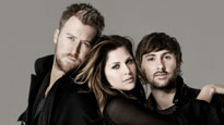 Lady Antebellum fanclub pre-sale password for concert tickets in Denver, CO