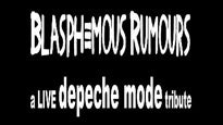More Info AboutBlasphemous Rumours - a tribute to Depeche Mode