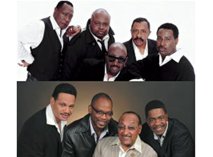 The Temptations & the Four Tops Tickets
