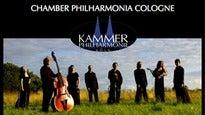 Chamber Philharmonia Cologne: Vivaldi Mozart Saint-Saens
