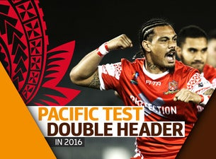 Pacific Test Double Header