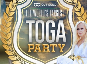 World's Largest Toga Party - Qut Guild
