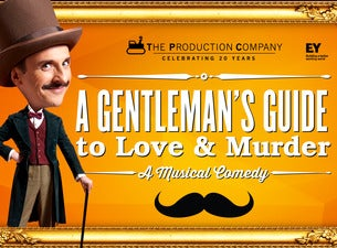 A Gentleman's Guide To Love and Murder (Australia)