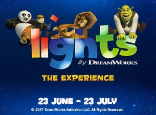 Lights by Dreamworks - The Experience