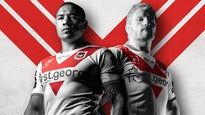 St George Illawarra Dragons v North Queensland Cowboys - Round 15