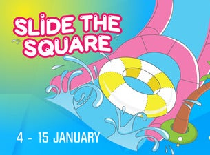 Slide The Square at Fed Square