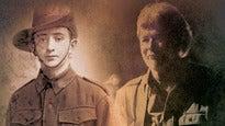 AUSTRALIA AT WAR Featuring John Schumann & The Vagabond Crew