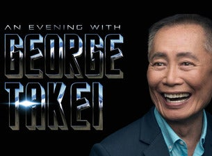 george takei laughing