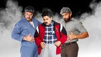 Fifty Shades of Ethnic starring Sooshi Mango PUBLIC HOLIDAY SHOW