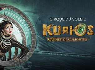 Cirque du Soleil: KURIOS – Cabinet des curiosités