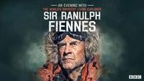 An Evening With Sir Ranulph Fiennes