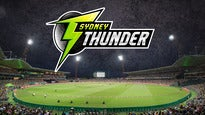 Sydney Thunder v Adelaide Strikers