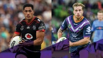 Melbourne Storm v New Zealand Warriors