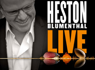 Heston Blumenthal Tickets