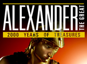 Alexander the Great: 2000 years of treasures Tickets