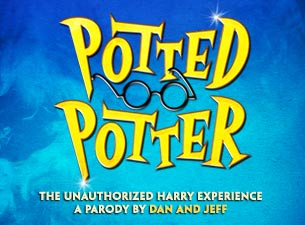Potted Potter Tickets
